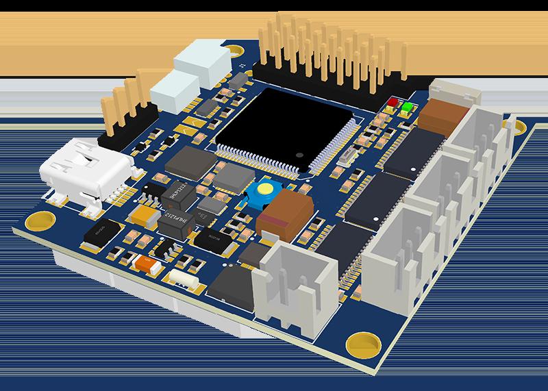 BaseCam SimpleBGC 32-bit Extended : BaseCam Electronics