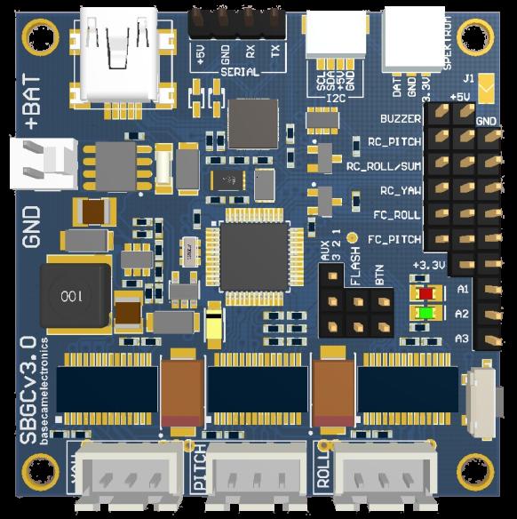 Basecam Simplebgc 32 Bit Basecam Electronics